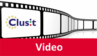 video Clusit Logo